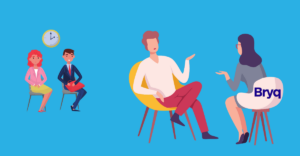 Hiring a great manager is important for any business, but we often get it wrong. Here are Bryq's 10 best manager interview questions to help!