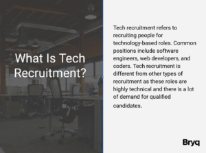 Tech Recruitment what is it