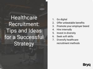healthcare recruitment tips
